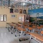 Junior High Classroom