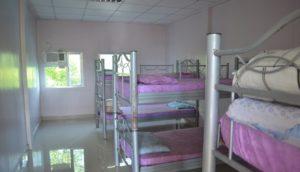Dormitory Student Room