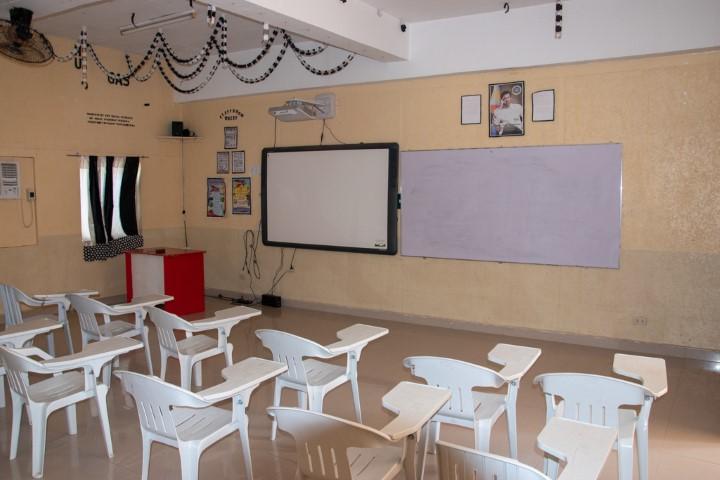 Senior High Classroom