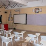 Senior High Classroom